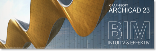 ARCHICAD 23 Banner